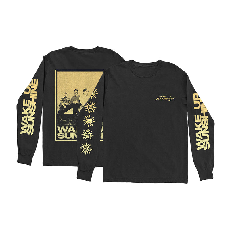 Sunshine Long Sleeve (Black)