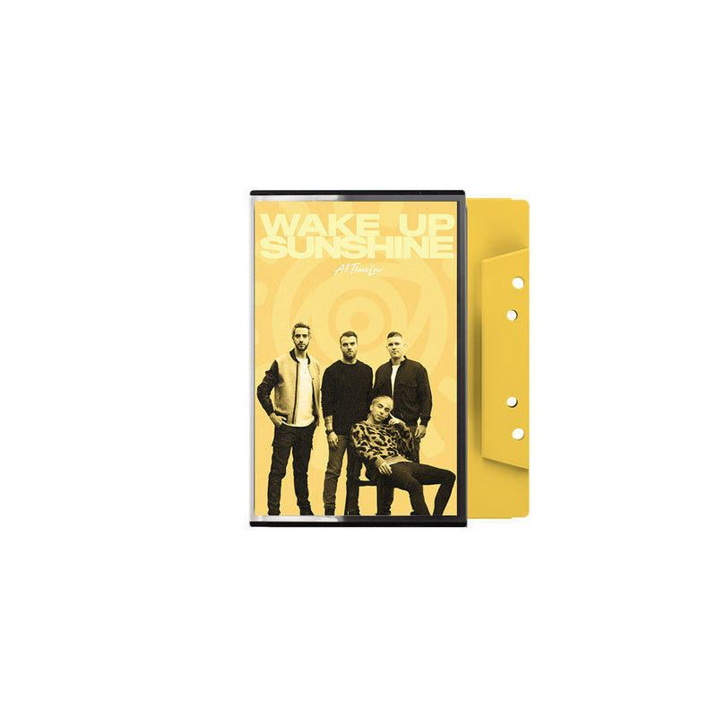 Wake Up, Sunshine Cassette (Yellow)