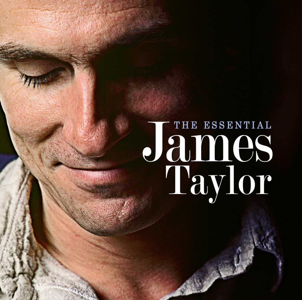 The Essential James Taylor (CD)