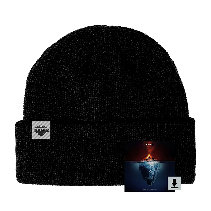 KALEO Beanie + Digital Album