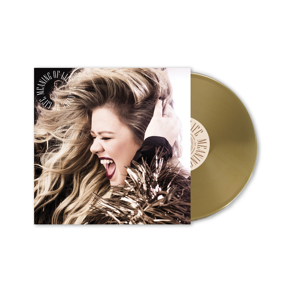 Gold Meaning of Life (Gold Vinyl)