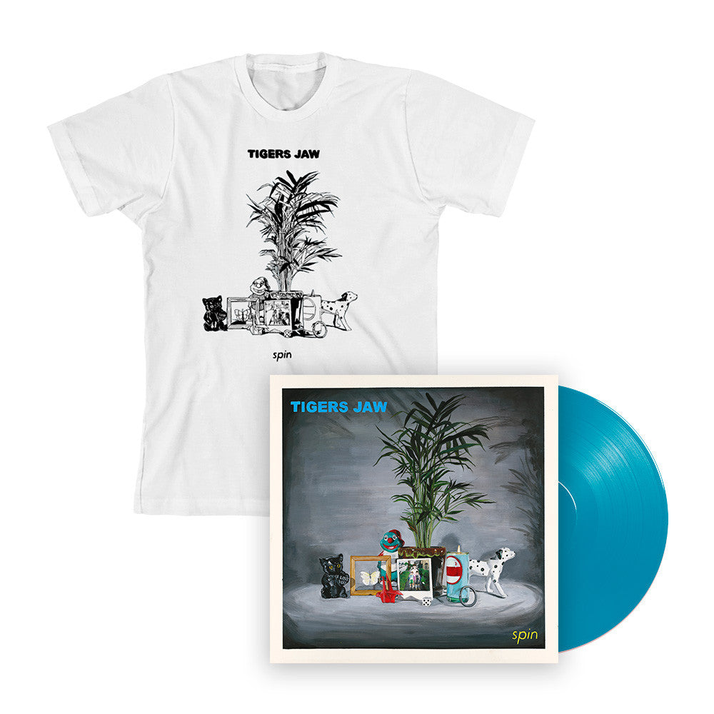 Spin (Vinyl + T-Shirt Bundle)