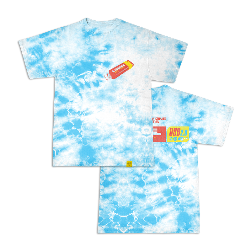 Flash Blue Wash TShirt