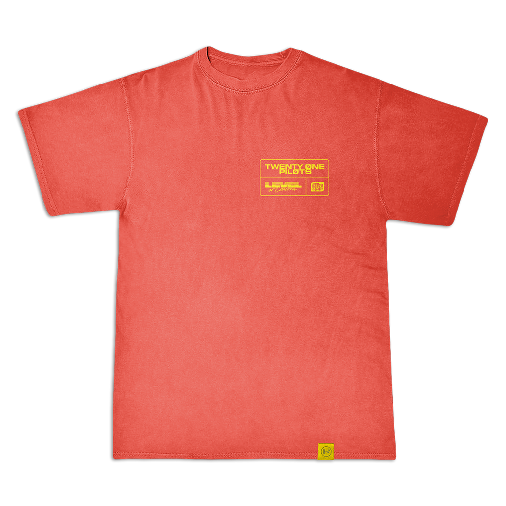 Red Label TShirt + Level Of Concern Download