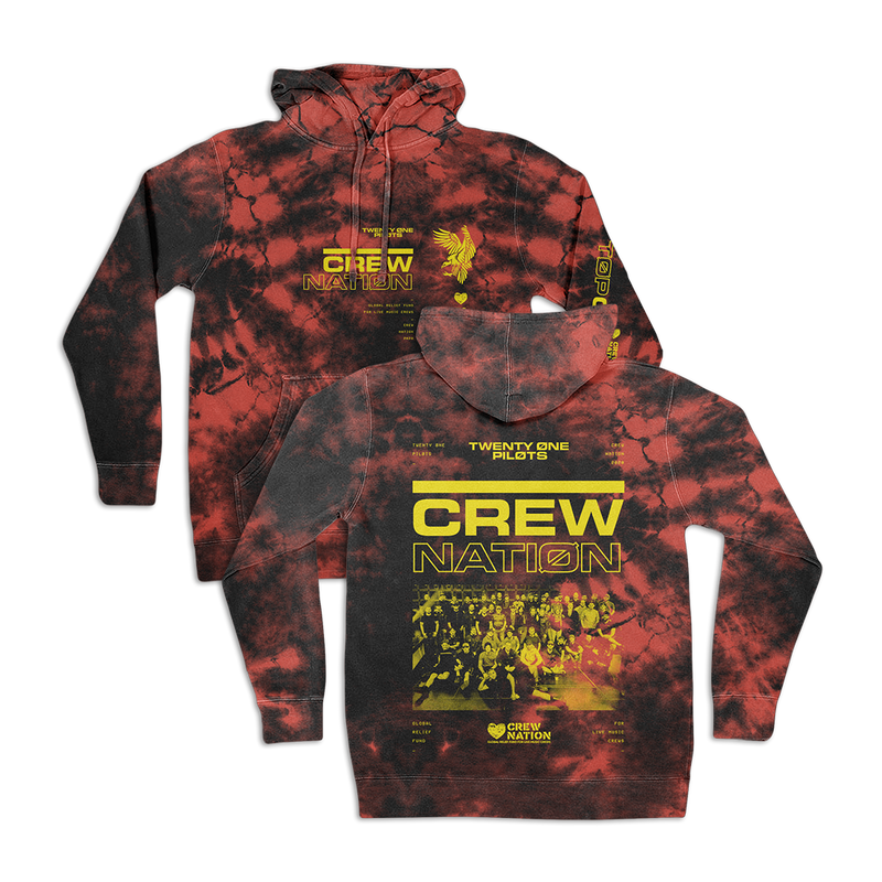 Crew Nation Hoodie + Level Of Concern Download