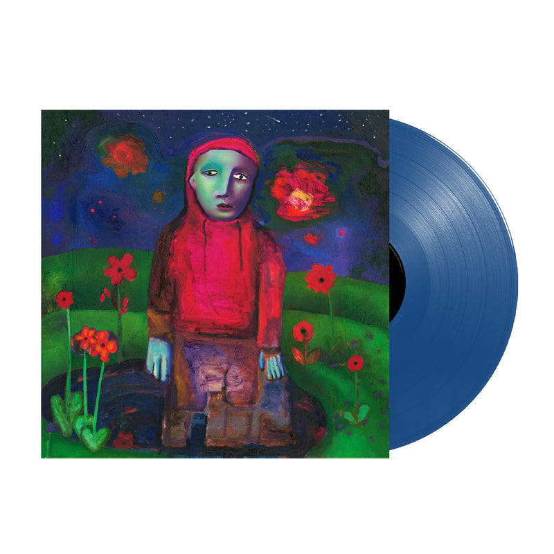if i could make it go quiet (blue spotify vinyl)
