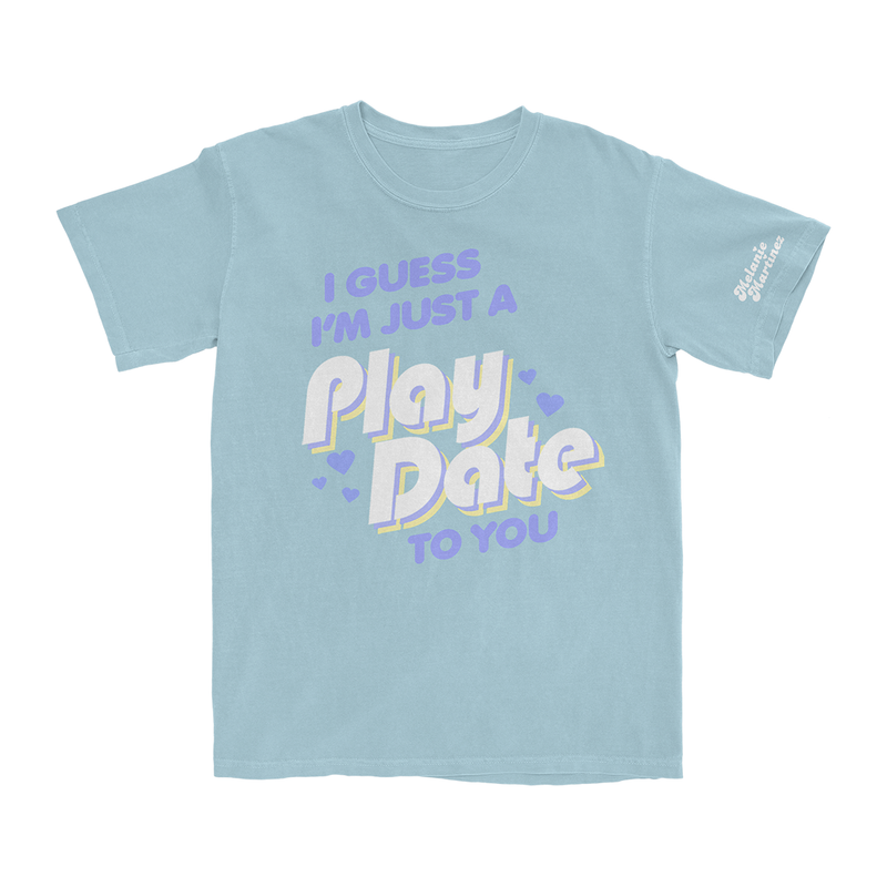 Play Date (Baby Blue) T-Shirt