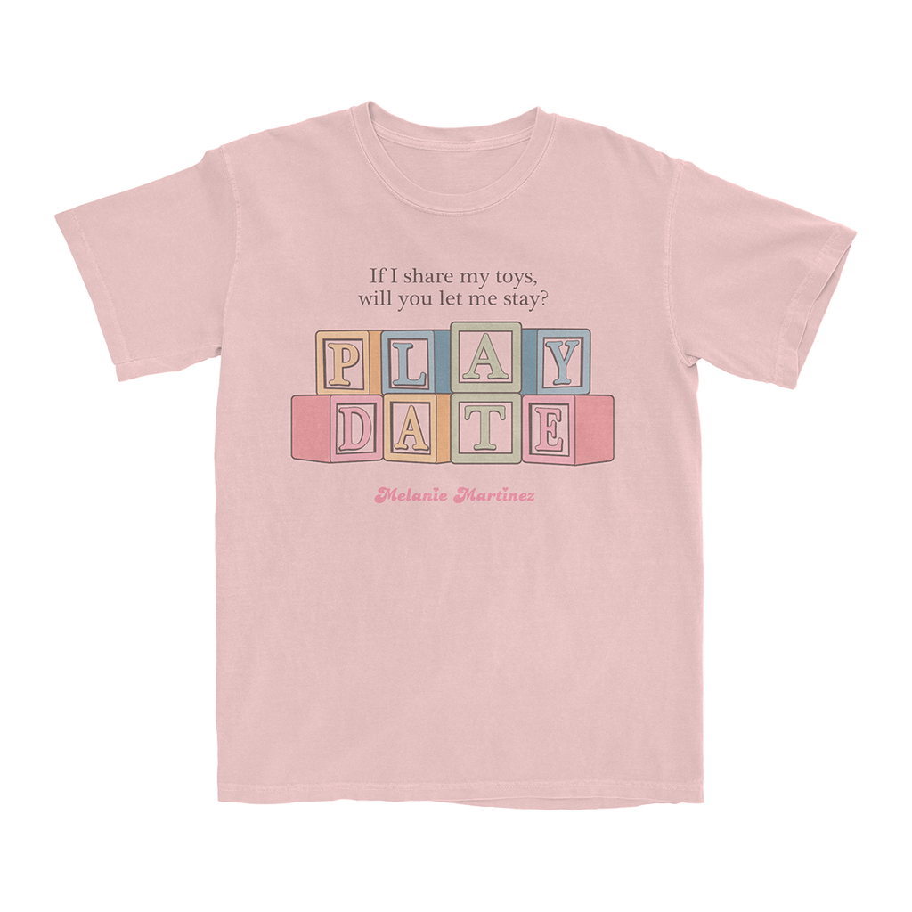 Play Date Blocks T-Shirt