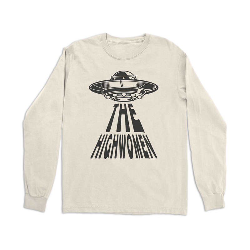 Beam Me Up Long Sleeve TShirt