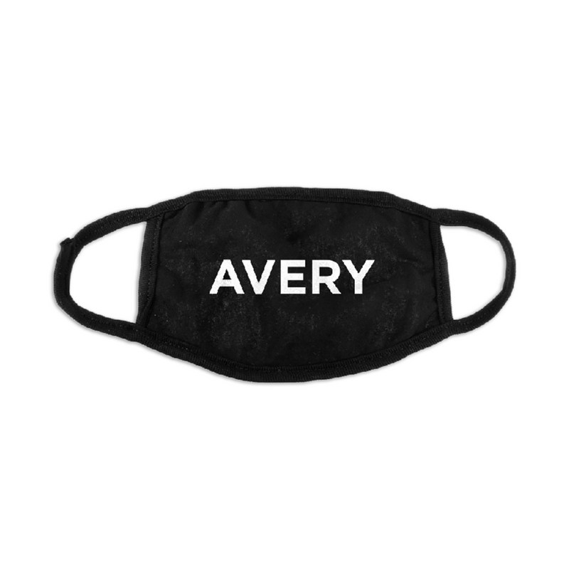 Avery Logo Mask