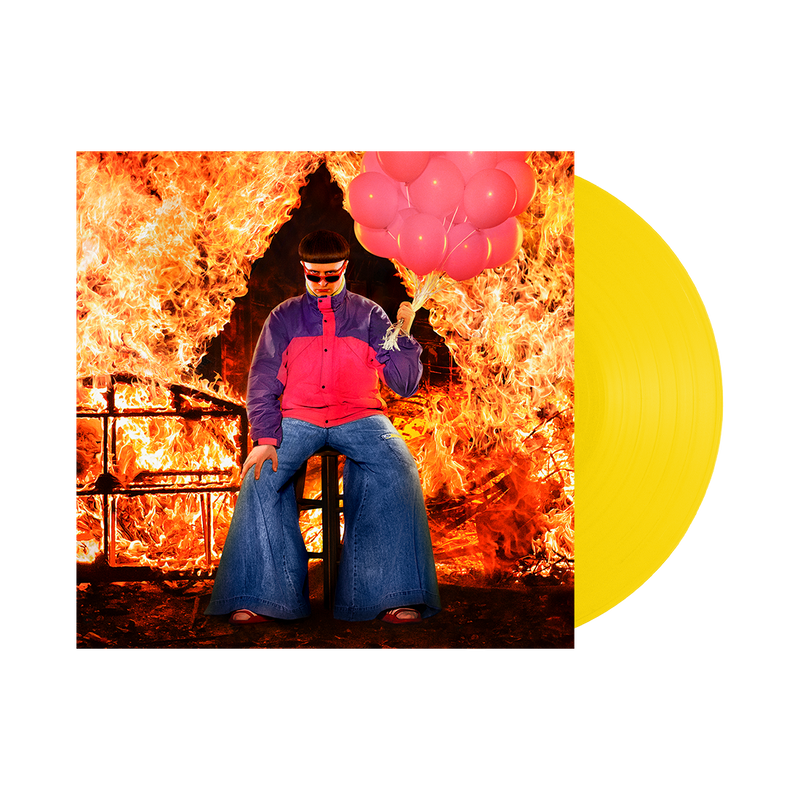 Ugly is Beautiful Yellow Vinyl