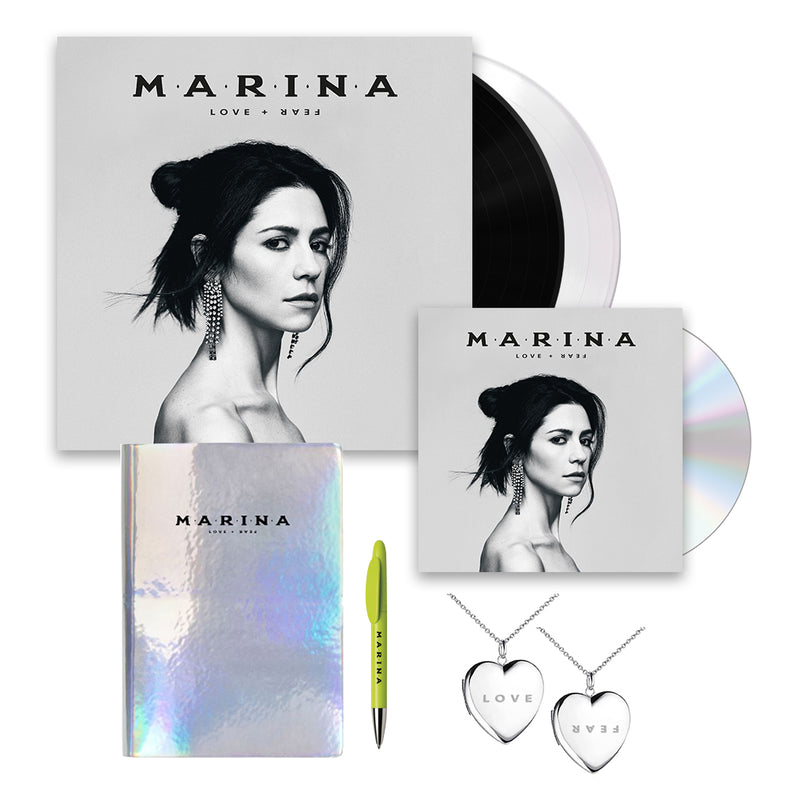 LOVE + FEAR ULTIMATE VINYL BUNDLE