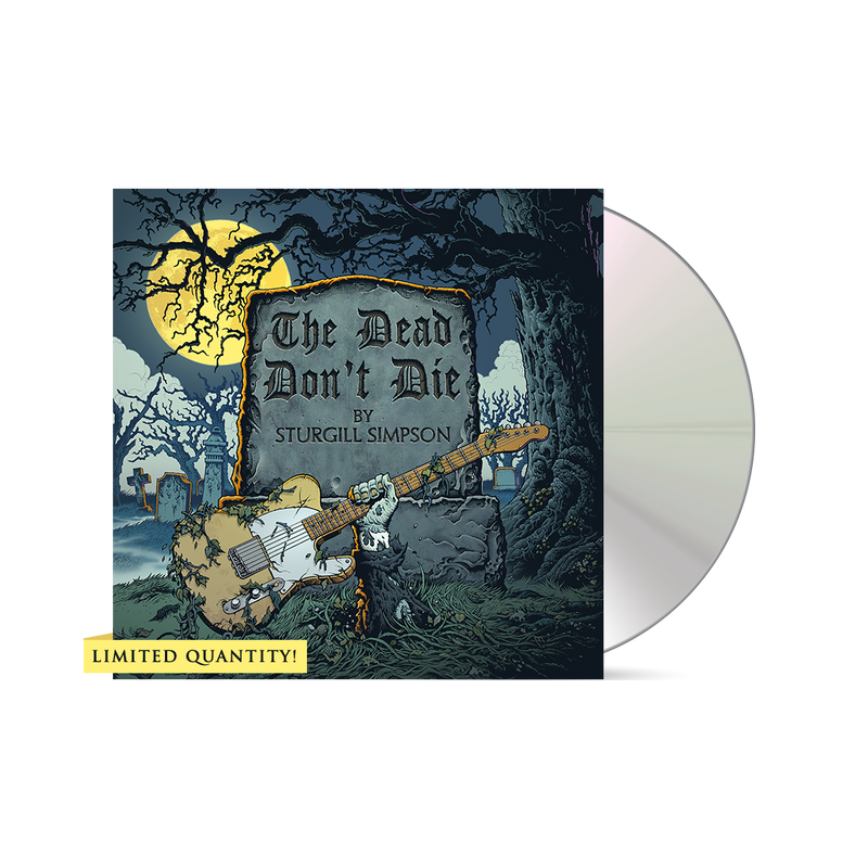 """The Dead Don't Die"" CD Single + Download"