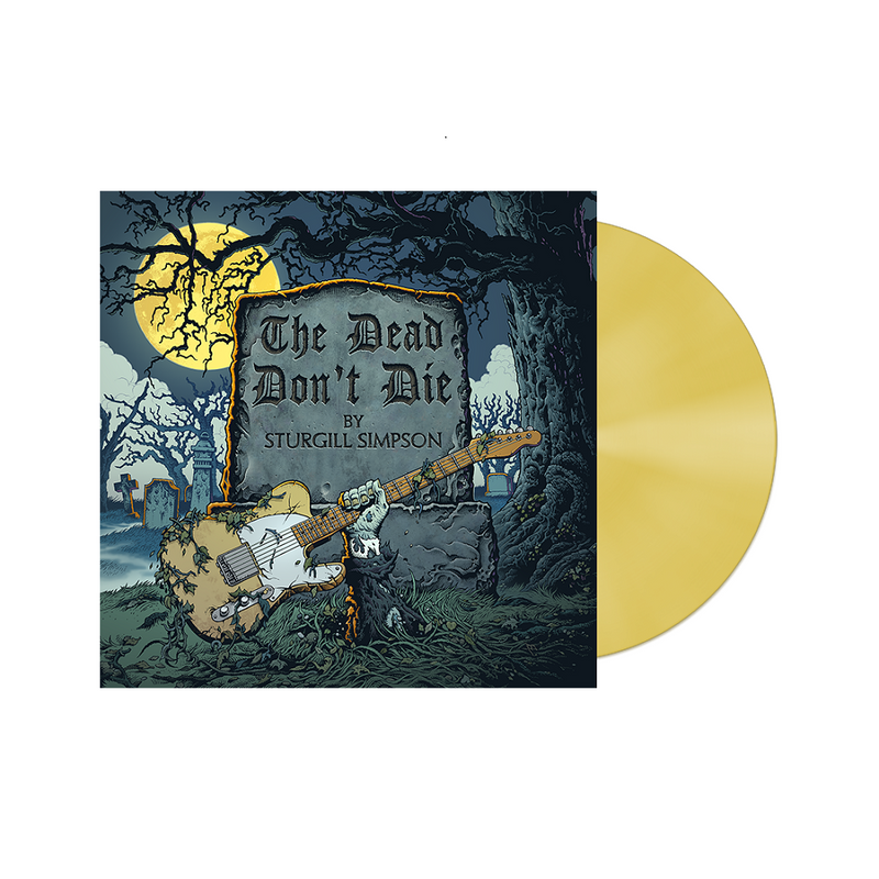 """The Dead Don't Die"" 7"" Vinyl Single + Download"