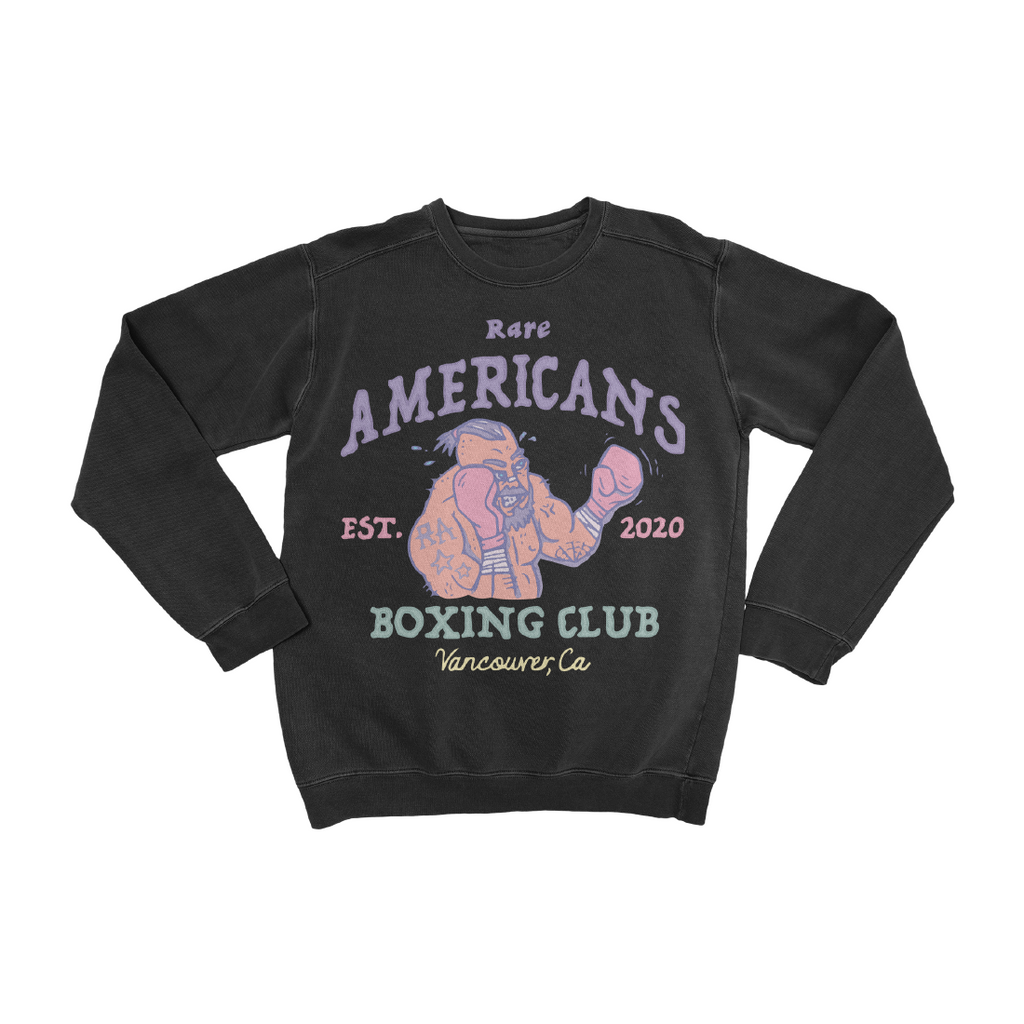 Boxing Club Crewneck