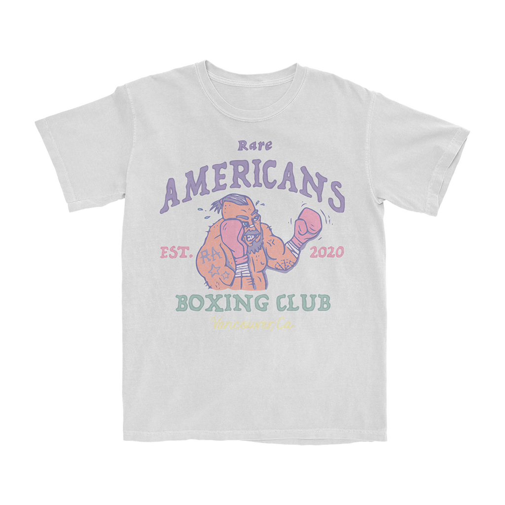 Boxing T-Shirt (Cream)