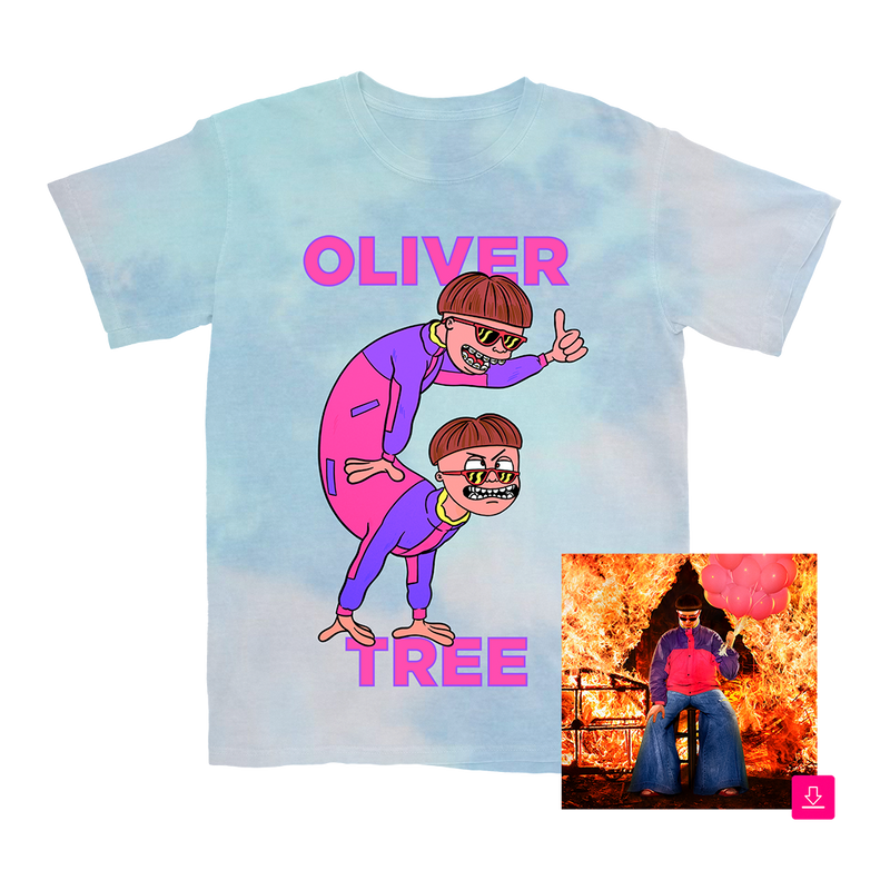 Oliver Dog T-shirt Bundle