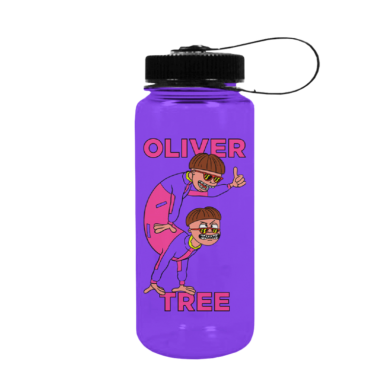 Oliver Dog Water Bottle