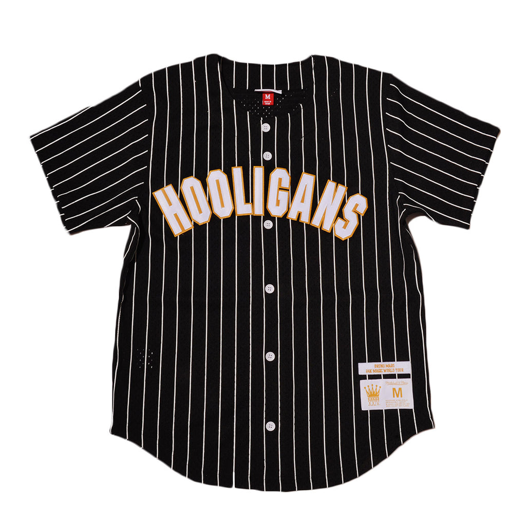 Hooligans Jersey (Black)