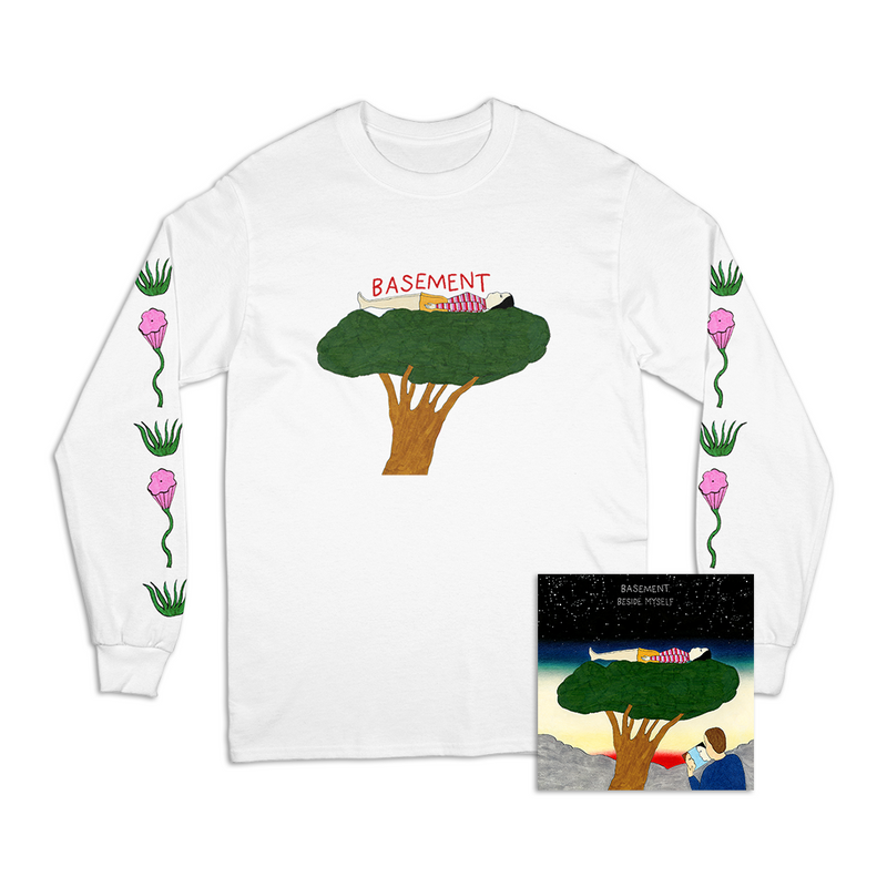 Beside Myself (Deluxe Vinyl + Longsleeve)