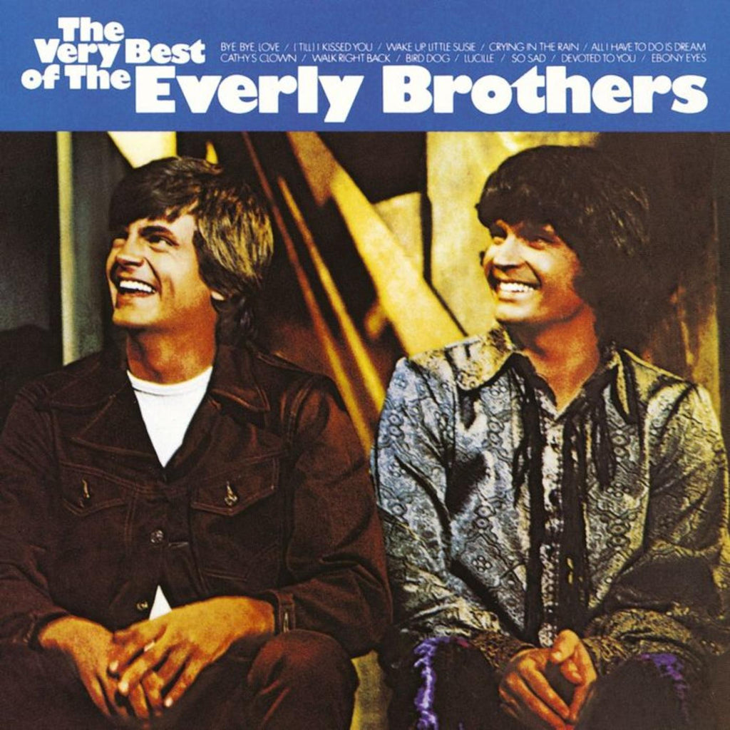 The Very Best of The Everly Brothers (CD) | The Everly Brothers