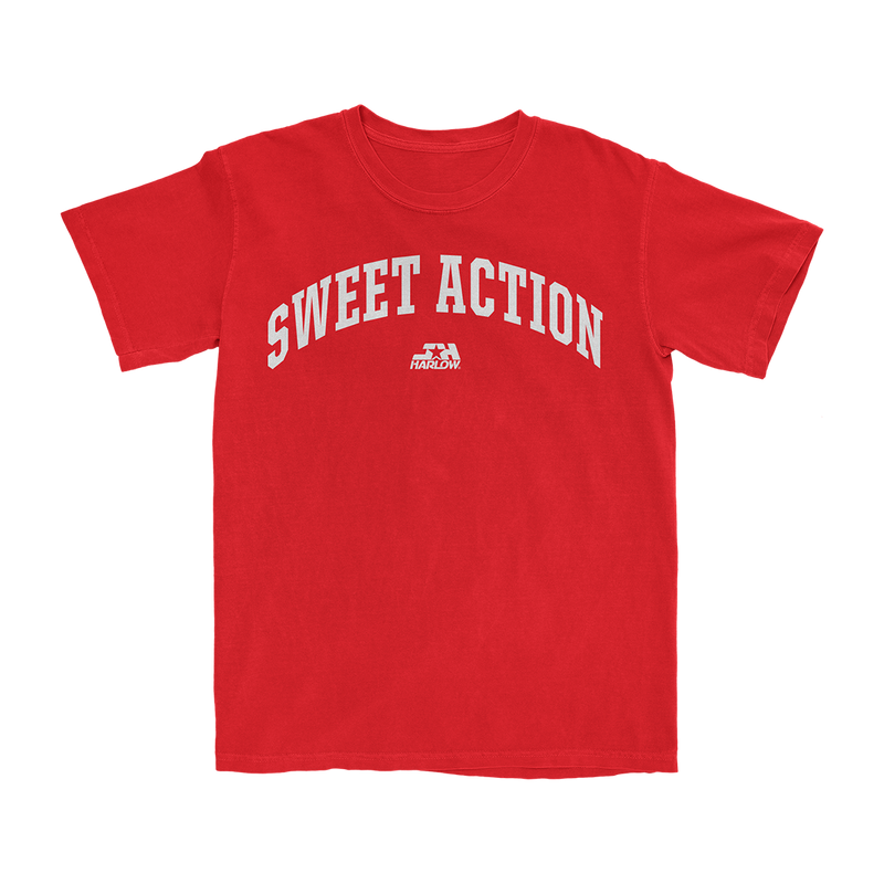 Sweet Action Arch Red T-Shirt