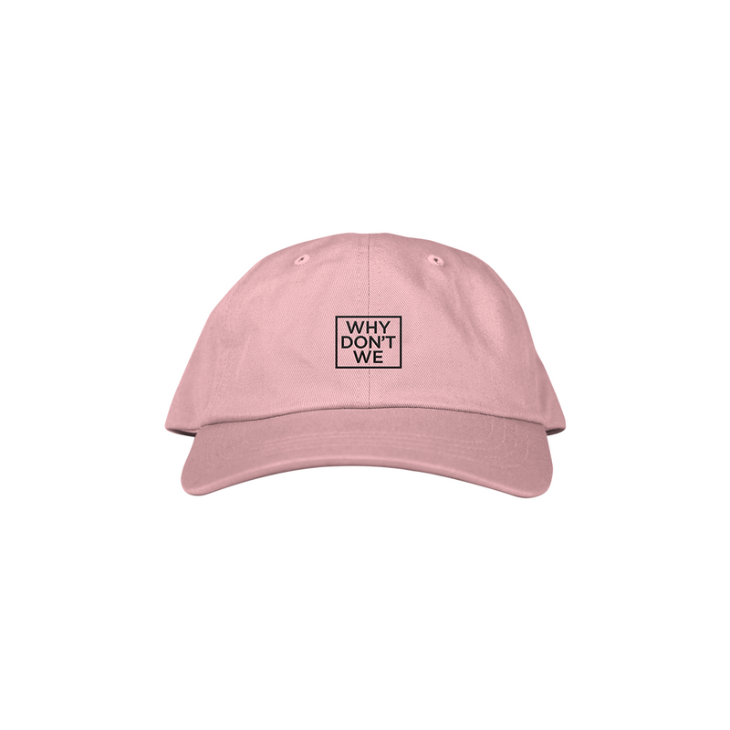 Why Don't We Cap (Pink)