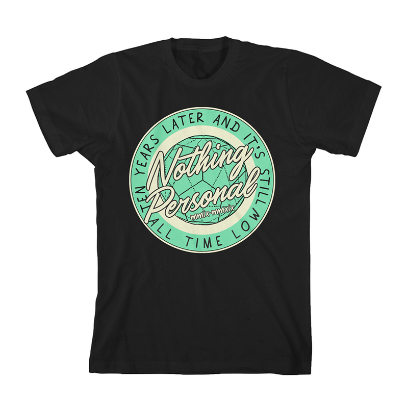 Nothing Personal Circle T-shirt