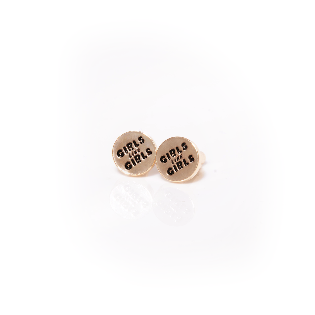 GLG Gold Cuff Links