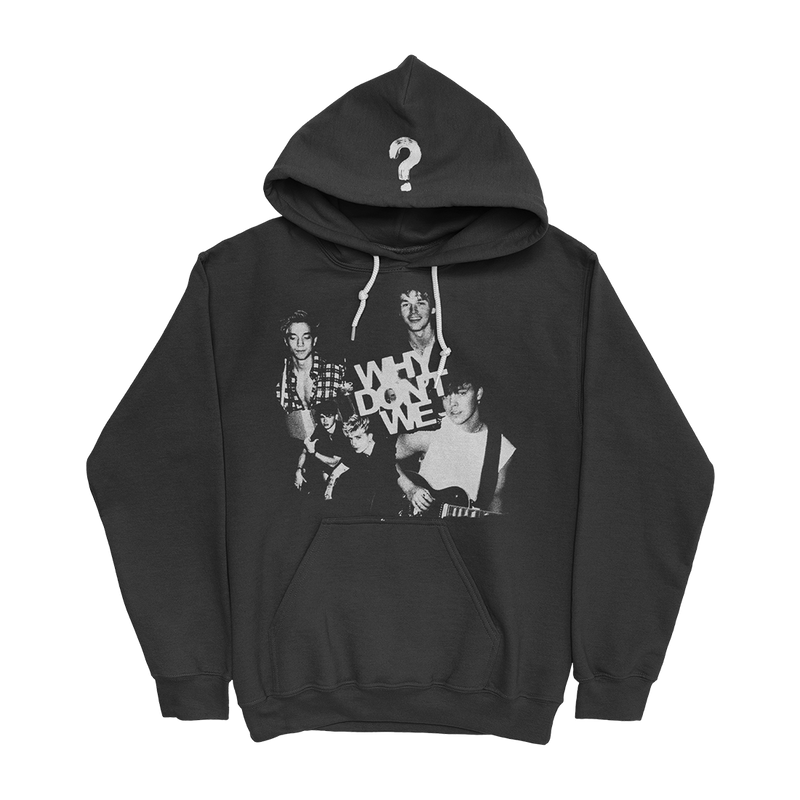 Five In A Band Pullover Hoodie