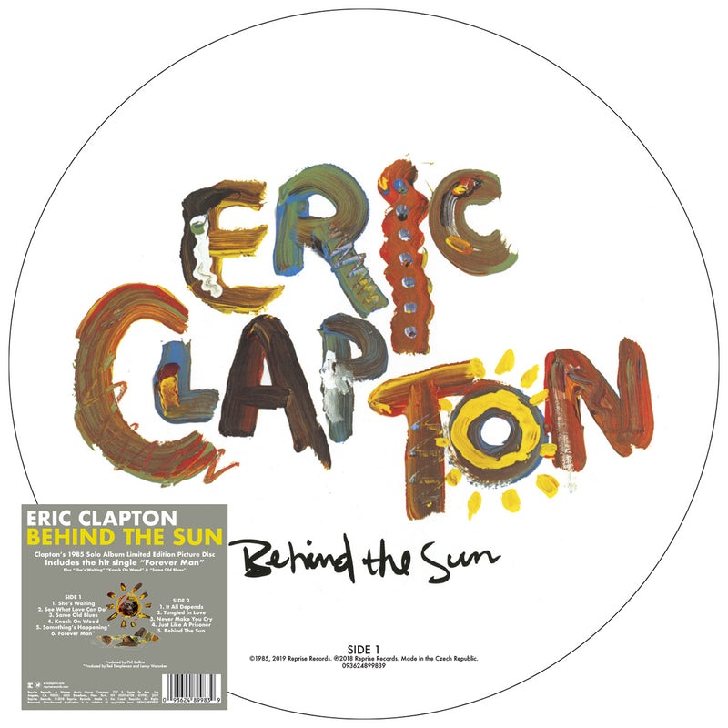 Behind The Sun (Picture Disc Vinyl)