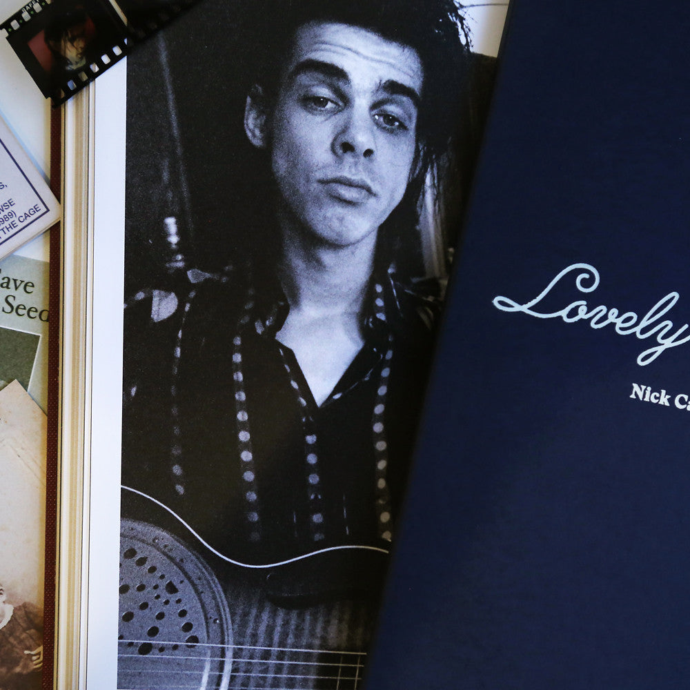 Lovely Creatures – The Best of Nick Cave and The Bad Seeds (1984 – 2014) (3CD + DVD & Book)