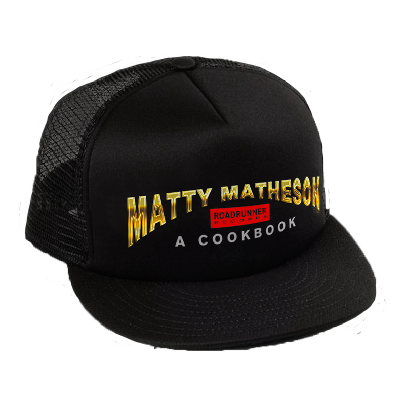 Cookbook Trucker Hat