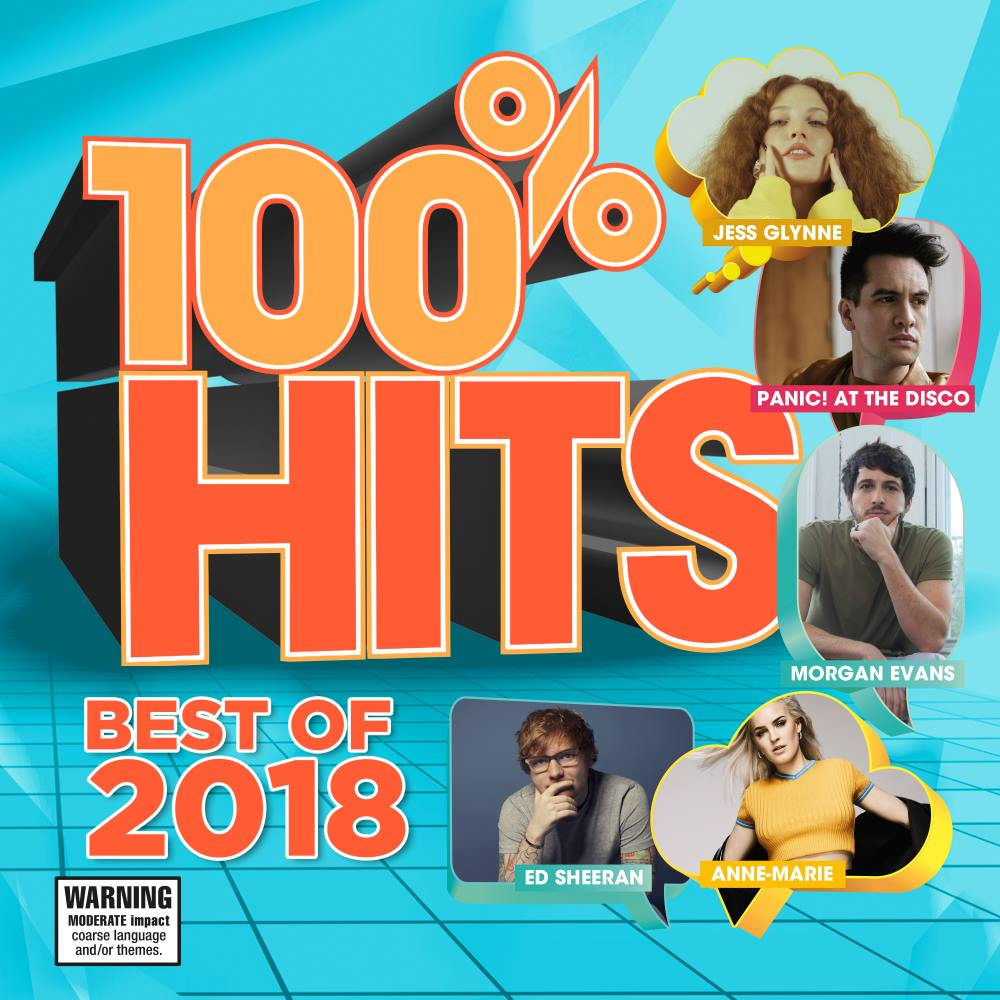 100% Hits - Best Of 2018
