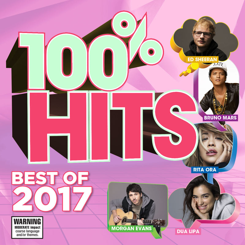 100% Hits - Best of 2017