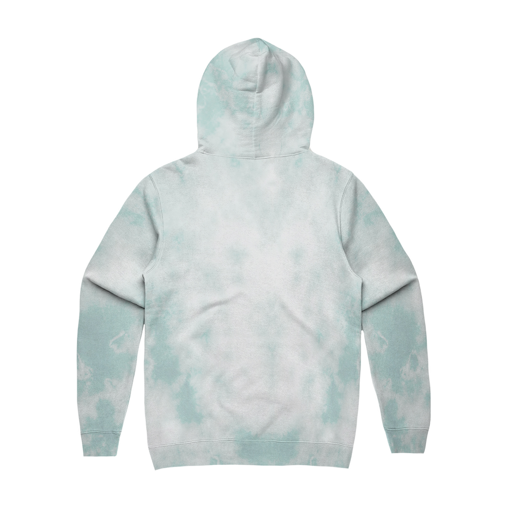 Poisonous Vibes Stack Tie Dye Hoodie