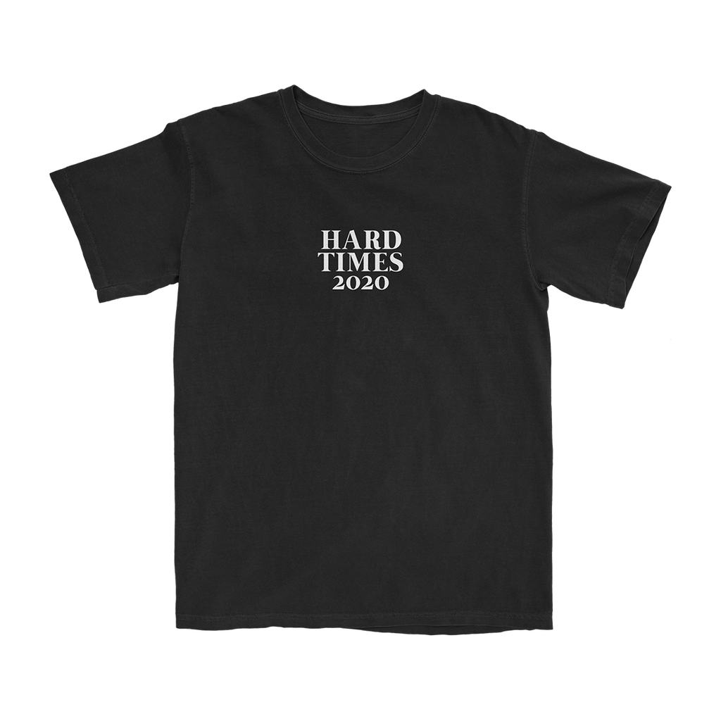 Hard Times Black T-Shirt