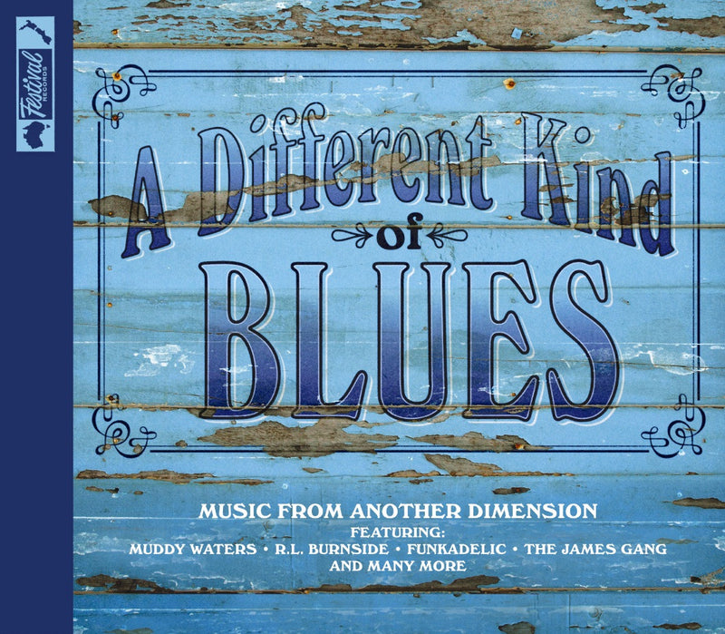 A Different Kind Of Blues - Music From Another Dimension