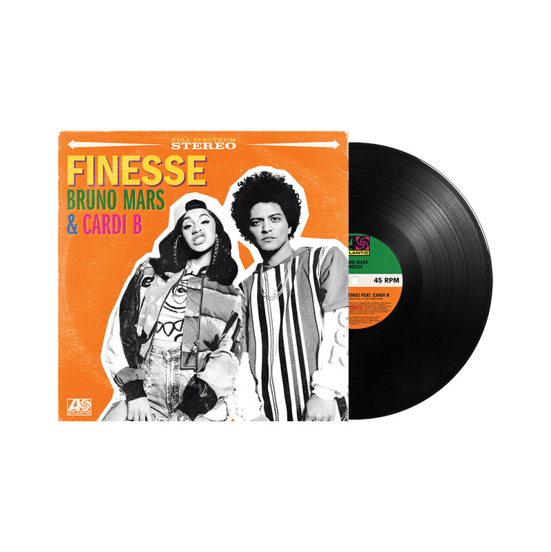 "Bruno Mars - Finesse 12"" Vinyl (Limited Edition)"