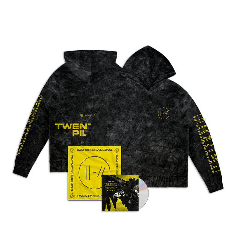 Trench (Hoodie + CD Bundle)