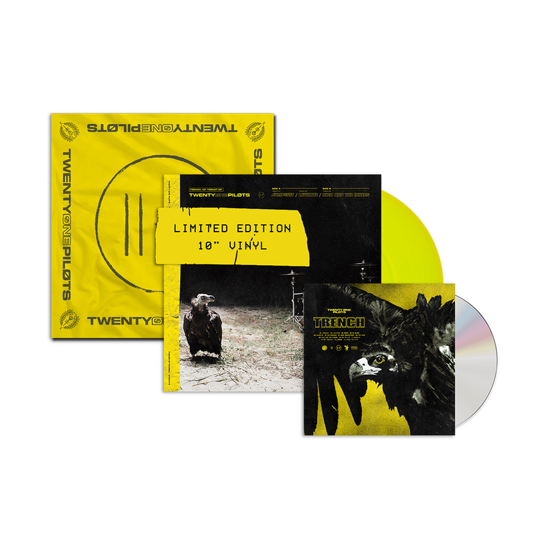 Trench (Bandana + Vinyl Bundle)