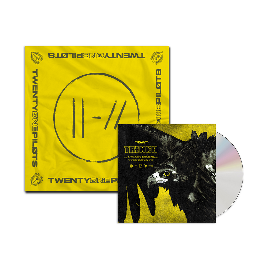 Trench (Bandana + CD Bundle)