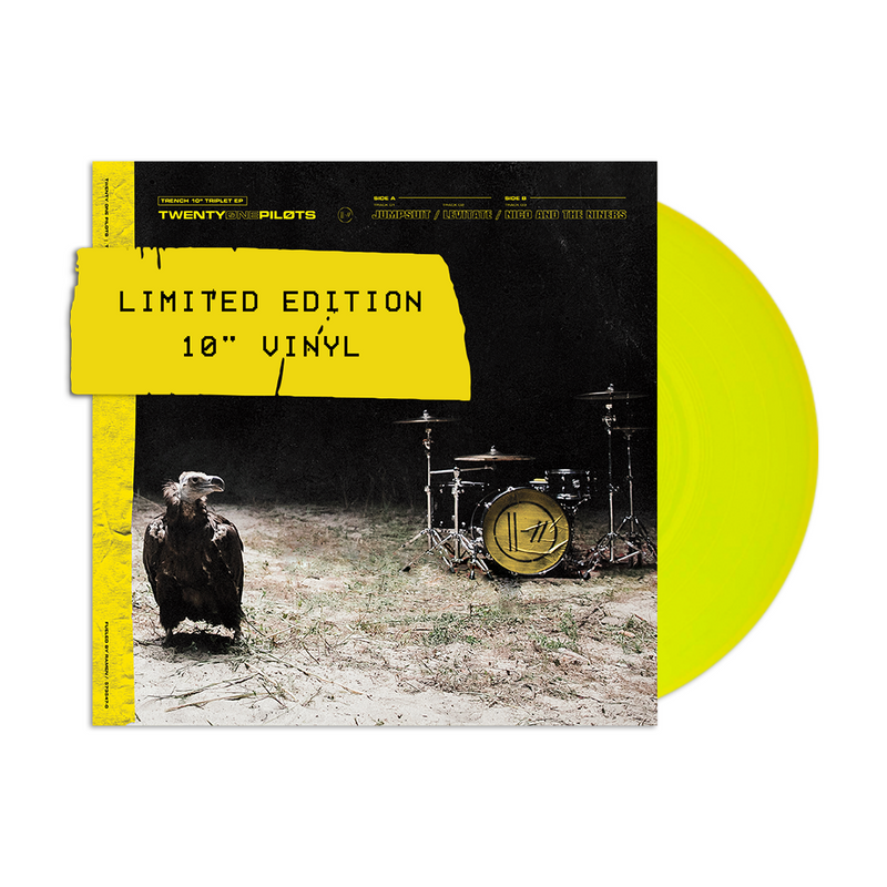"Trench (10"" Triplet EP Vinyl Bundle) / Album Download"