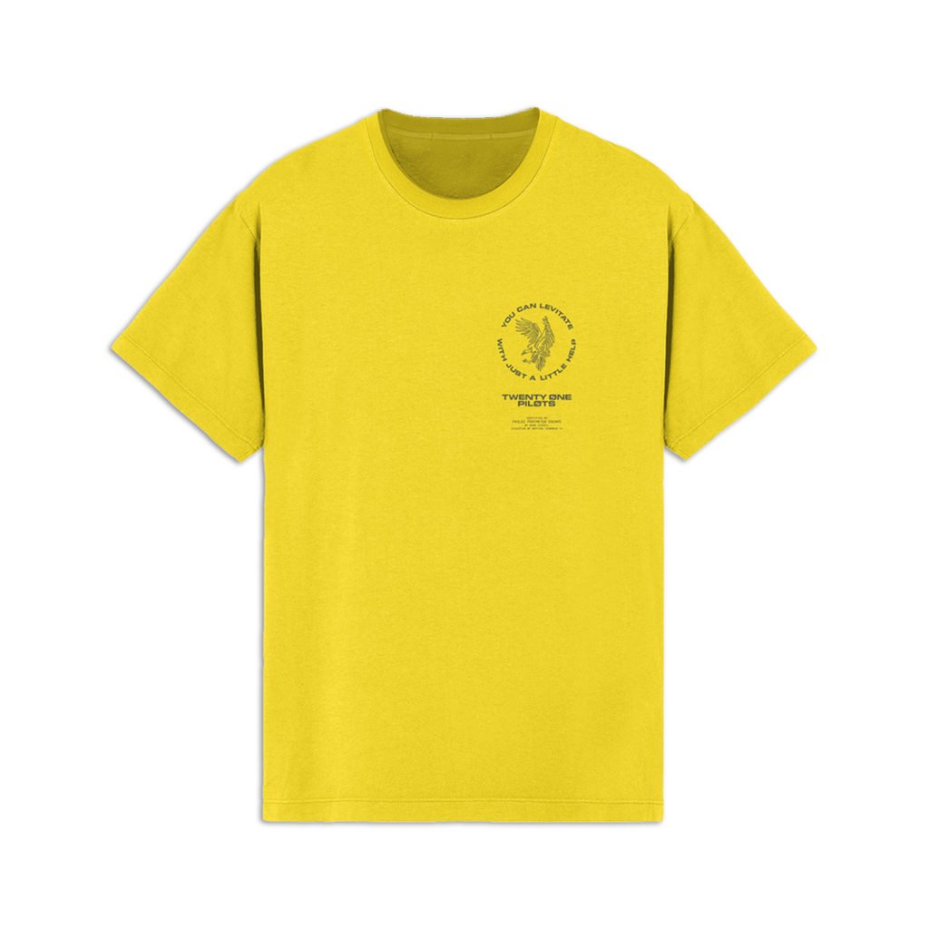 Poacher Stack T-Shirt (Yellow)