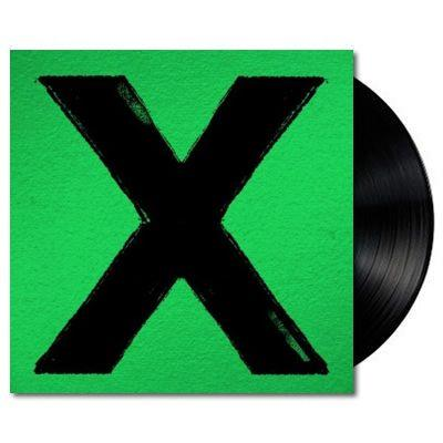 "x' (12"" Vinyl) (Slightly Damaged Sleeve)"