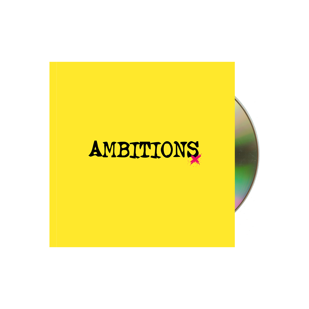 Ambitions (CD + T-Shirt)