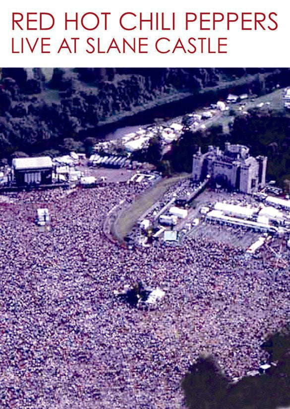 Live At Slane Castle (DVD)