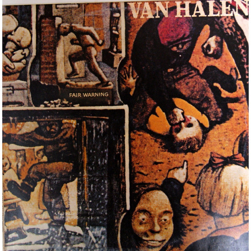 Fair Warning (Remastered) | Van Halen