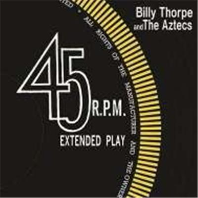 Extended Play (CD) | Billy Thorpe and The Aztecs