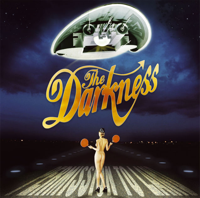 Permission To Land (CD) | The Darkness